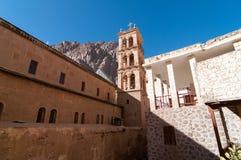 Basilica of the Transfiguration, Saint Catherine's - Sinai, Egyp Royalty Free Stock Photo