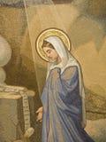 Basilica vår Lady av radbandet Arkivbild