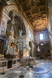 Basilica - Vatican, Italy Royalty Free Stock Images