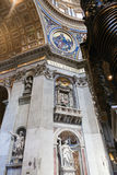 Basilica - Vatican, Italy Royalty Free Stock Photography