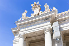 Basilica, Vatican, Italy Stock Image