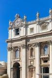 Basilica, Vatican, Italy Stock Photo