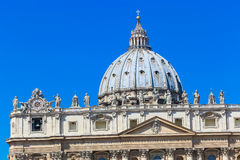 Basilica, Vatican, Italy Royalty Free Stock Images