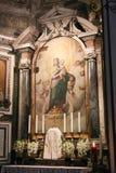 Basilica - Vaticano, Italia immagini stock libere da diritti