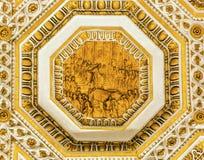Basilica Vaticano Roma Italia del ` s di papa Meeting St Peter Fotografie Stock