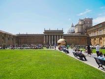 Basilica, Vaticano, Roma, Italiy Royalty Free Stock Photo
