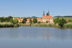 Basilica Velehrad,Czech republic Royalty Free Stock Photos