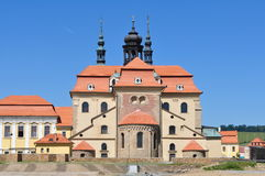 Basilica Velehrad,Czech republic Stock Photo