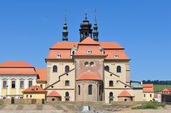Basilica Velehrad,Czech republic Stock Photo