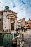 Basilica, Venezia, Italia Immagini Stock Libere da Diritti