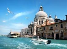 Basilica in Venice Stock Photo
