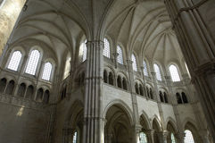 Basilica of Vezelay Royalty Free Stock Photography