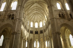 Basilica of Vezelay Stock Photos