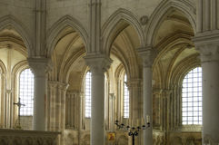 Basilica of Vezelay Royalty Free Stock Photos