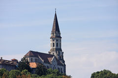 Basilica of the Visitation, Annecy Royalty Free Stock Photos