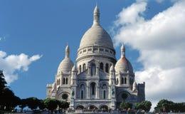 basilicacoeursacre Royaltyfri Bild