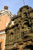 basilicade-la lima merced peru Royaltyfri Foto