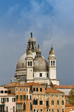 basilicadellamaria honnör santa venice Royaltyfria Bilder