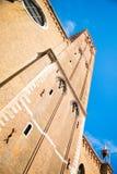 BasilicadiSanta Maria Gloriosa dei Frari Fotografering för Bildbyråer