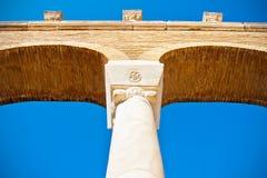 basilicaen details den john sainten royaltyfria bilder