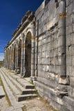 basilicaen fördärvar volubilis Arkivfoton