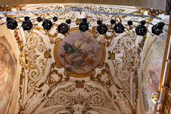 basilicaflorence maria novella santa Royaltyfri Bild