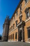 basilicagiovanni laterano rome san royaltyfri fotografi