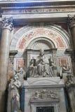 basilicaitaly peter s st vatican Arkivbild