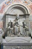basilicaitaly peter s st vatican Fotografering för Bildbyråer