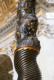 basilicaitaly peter s st vatican Royaltyfri Foto