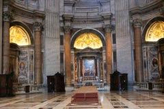 basilicaitaly peter s st vatican Royaltyfri Fotografi