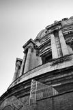basilicakupolen horisontalpeter s sköt statuary st arkivfoton
