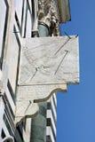 basilicamaria novella santa Arkivfoton