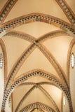 basilicamaria novella santa Royaltyfri Bild