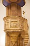 basilicamaria novella santa Royaltyfria Foton