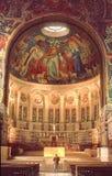 basilicast theresa arkivbild