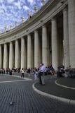 basilicastadspeter s st vatican Royaltyfri Fotografi