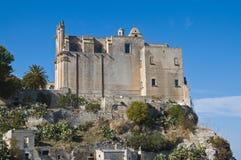 basilicata kościelny dziejowy Italy Fotografia Royalty Free
