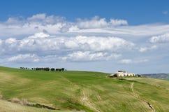 Basilicata landscape Stock Photo