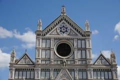 Basilice di Santa Croce stock photos