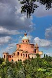 Basiliek San Luca, Bologna, Italië royalty-vrije stock afbeeldingen