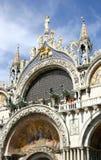 Basiliek San Marco in Venetië royalty-vrije stock fotografie