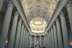 Basiliek in San-marino-Binnenland Stock Fotografie