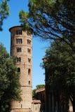 Basiliek Sant Apollinare Stock Foto's