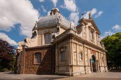 Basiliek Scherpenheuvel, België Royalty-vrije Stock Foto