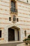 Basiliek van de Aankondiging, Kerk van de Aankondiging, Nazareth Royalty-vrije Stock Fotografie