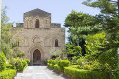 Basiliek van de Heiligste Drievuldigheid Royalty-vrije Stock Afbeelding