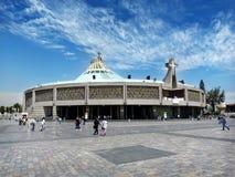 BASILIEK VAN GUADALUPE, MEXICO-CITY stock foto's