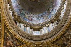Basiliek van heilige Peter, de stad van Vatikaan, Vatikaan Stock Afbeelding