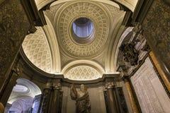Basiliek van heilige Peter, de stad van Vatikaan, Vatikaan Royalty-vrije Stock Afbeelding